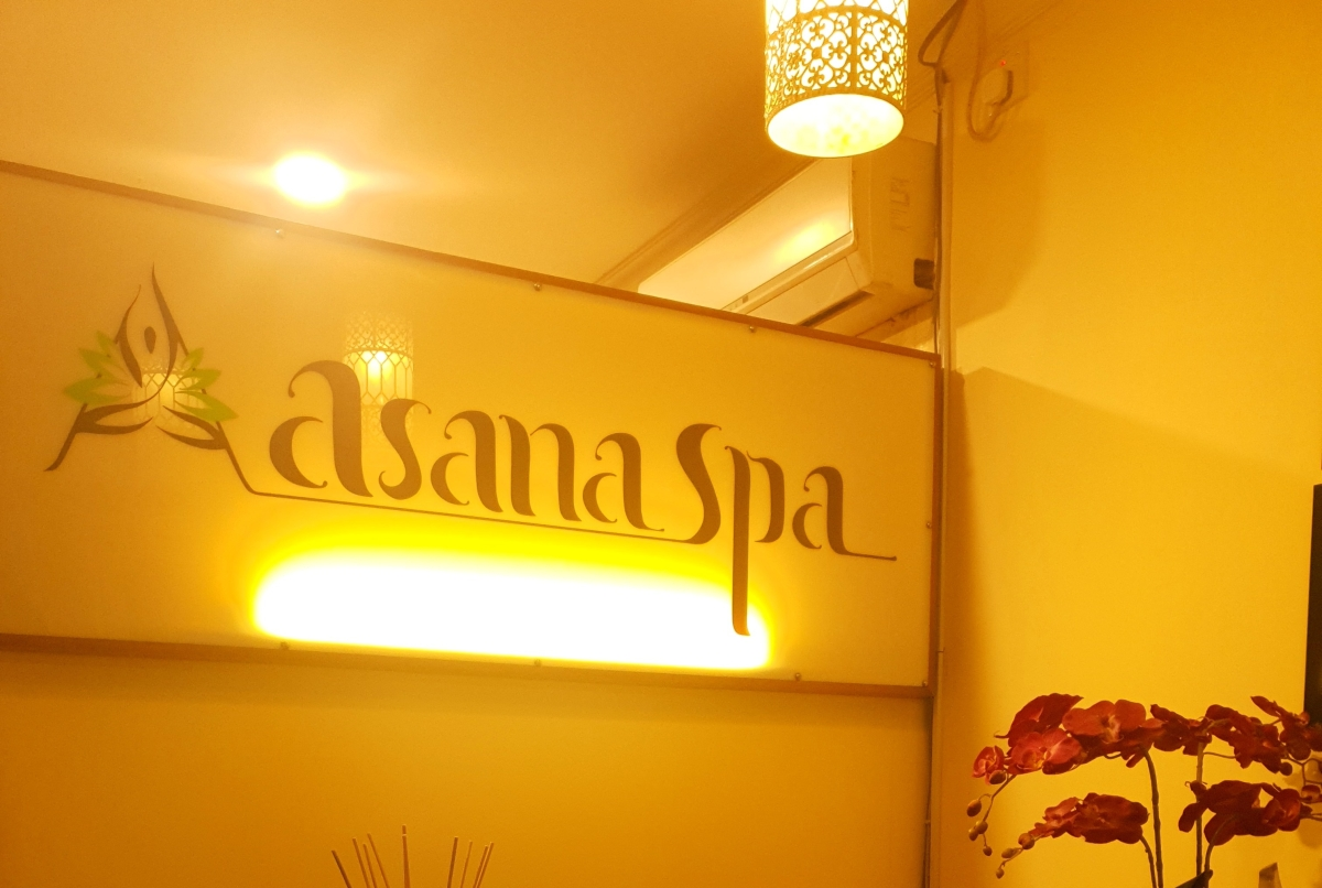 Day 2 - At Asana Spa